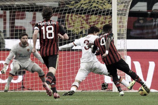 Live Série A: suivez le match AS Rome - AC Milan en direct
