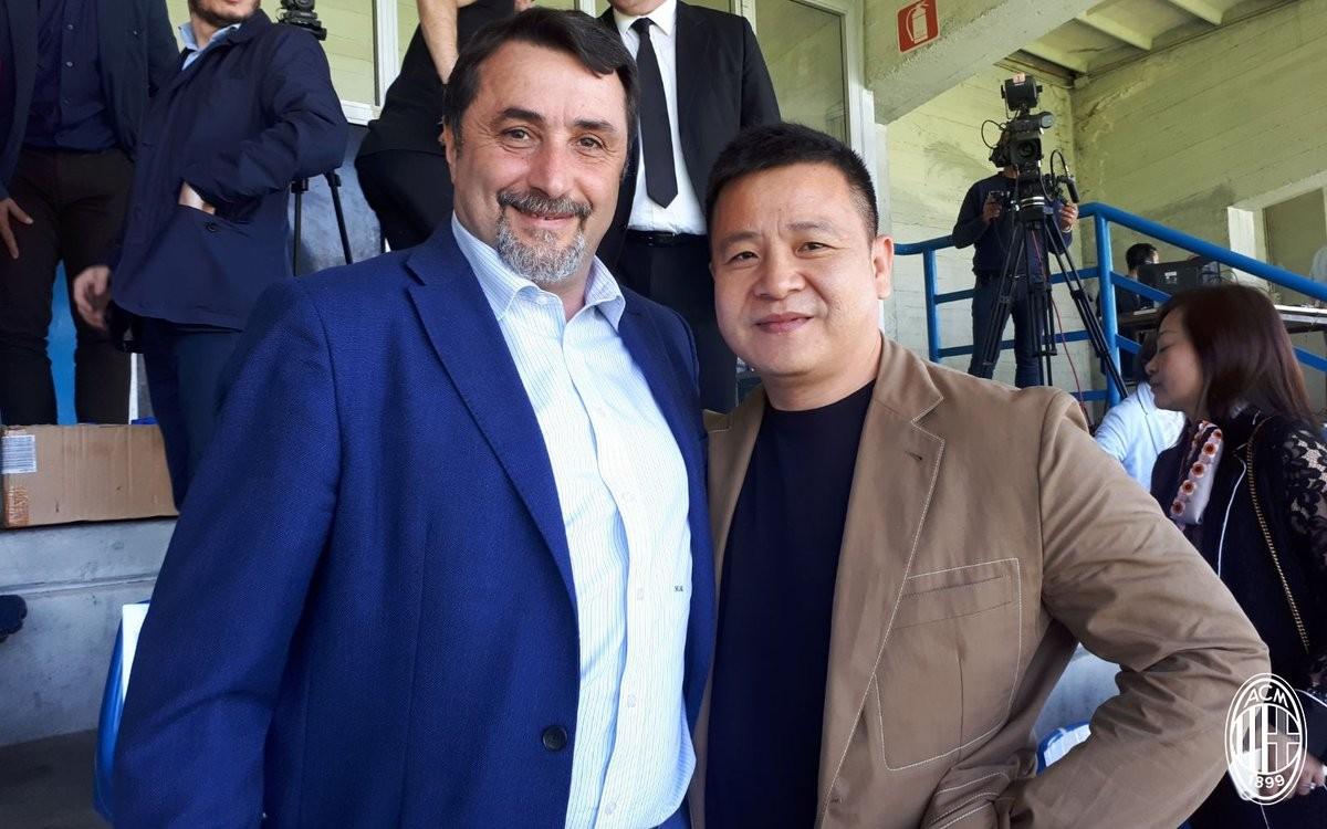 """Mirabelli: """"Il Milan vuole migliorare e non smantellare la squadra"""""""
