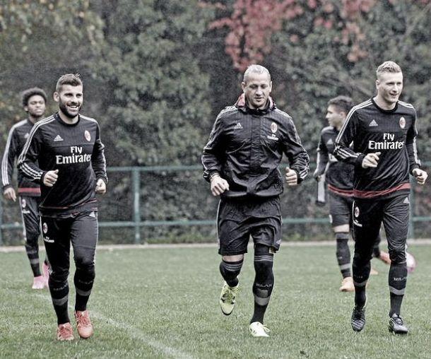 Torino - Milan: prove di 4-3-3, mentre Balotelli si allontana