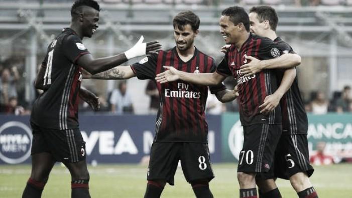 Milan, le pagelle del 2016: attacco