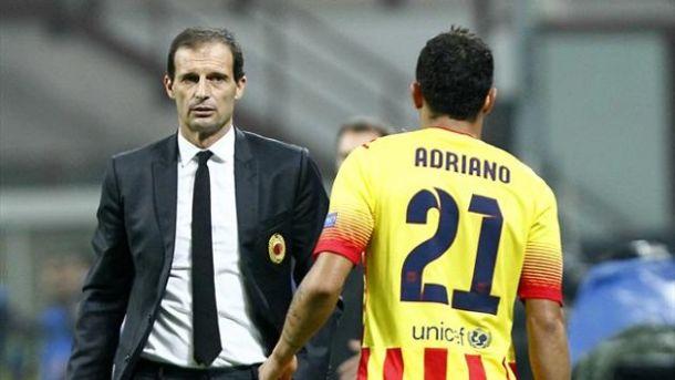 """Allegri: """"Dimentichiamo il Barcellona, col Parma conta solo vincere"""""""
