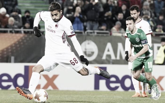Europa League - La solidità fa grande il Milan: 0-3 a domicilio al Ludogorets