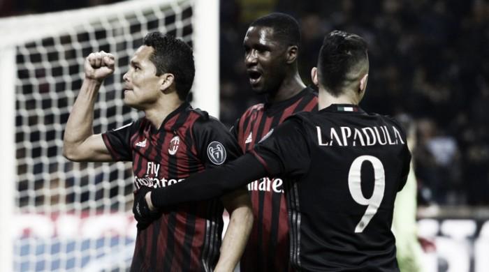 Milan-Chievo, una vittoria che mette in mostra segnali di maturità