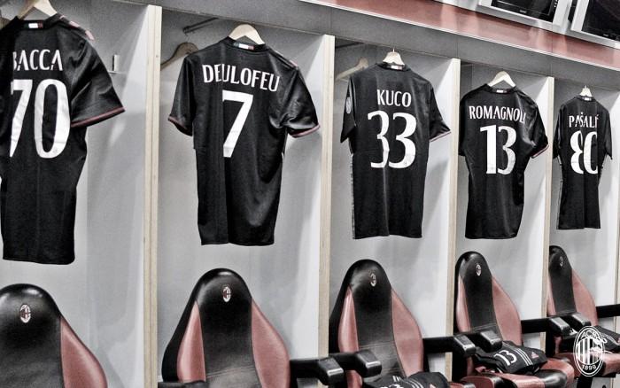 Milan-Sampdoria, le formazioni ufficiali. Kucka terzino destro