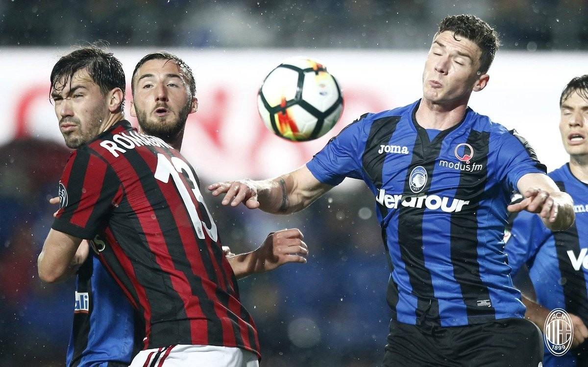 """Atalanta-Milan, rossoneri raggiunti all'ultimo da Masiello. Gattuso: """"Siamo stati ingenui, potevamo chiuderla"""""""