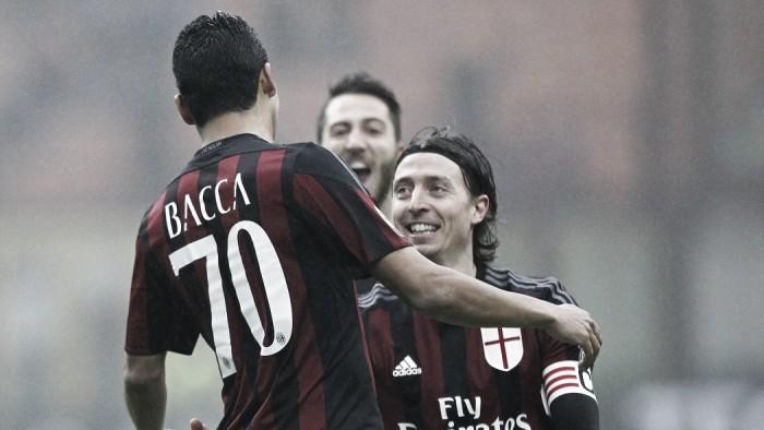 Ricomincio da tre, Brocchi punta su Montolivo, Bonaventura e Bacca per la Juventus