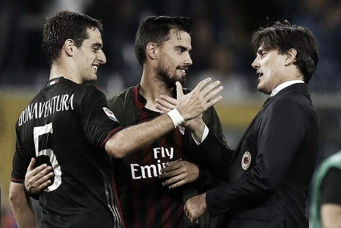Supercoppa Juventus-Milan, Bonaventura: