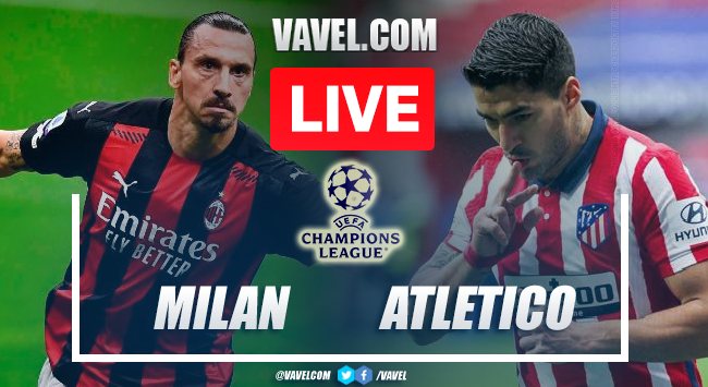 Goals and Highlights: AC Milan 1-2 Atletico Madrid in Champions League 2021