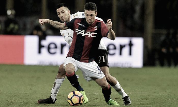 Previa Milan - Bolonia: Duelo directo por permanecer en la primera mitad