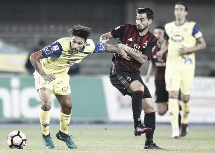 Milan-Chievo 3-1, Maran elogia il coraggio e l'intraprendenza dei suoi