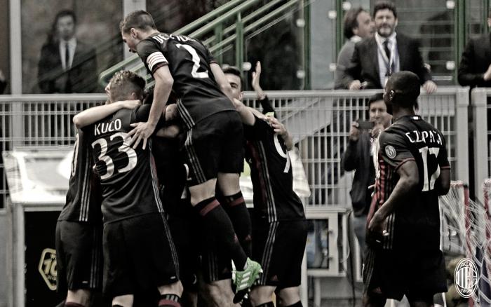 Serie A - Il Milan distrugge il Palermo e rivede l'Europa (4-0)