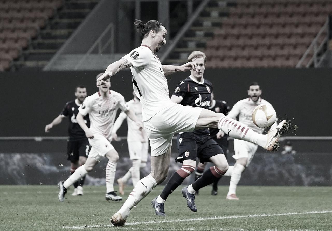 Milan e Roma garantem vaga nas oitavas de final da Europa League