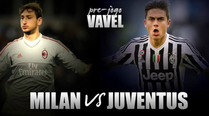 Milan enfrenta Juventus buscando quebrar jejum de Copa Itália e 'salvar' temporada