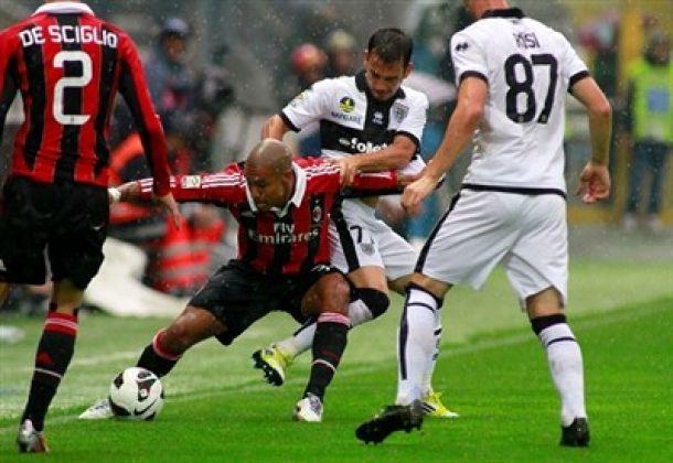 Milan, c'è il Parma sulla strada dei rossoneri