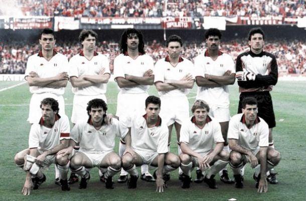 Arrigo Sacchi y su Milan: un antes y después del fútbol moderno
