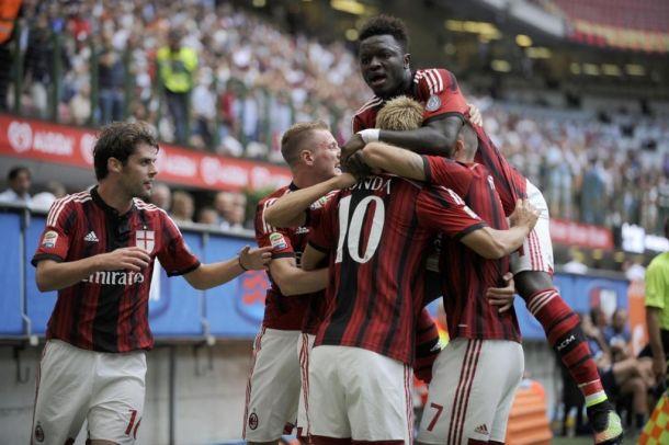 Milan, buona la prima: 3-1 contro la Lazio