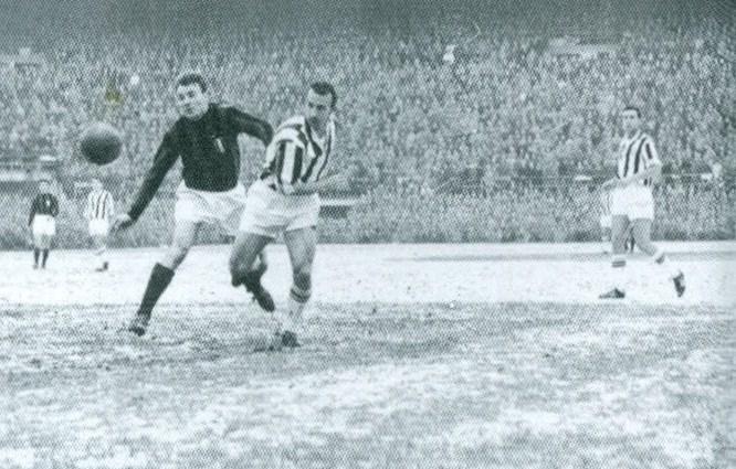 Milan - Juventus, 1960