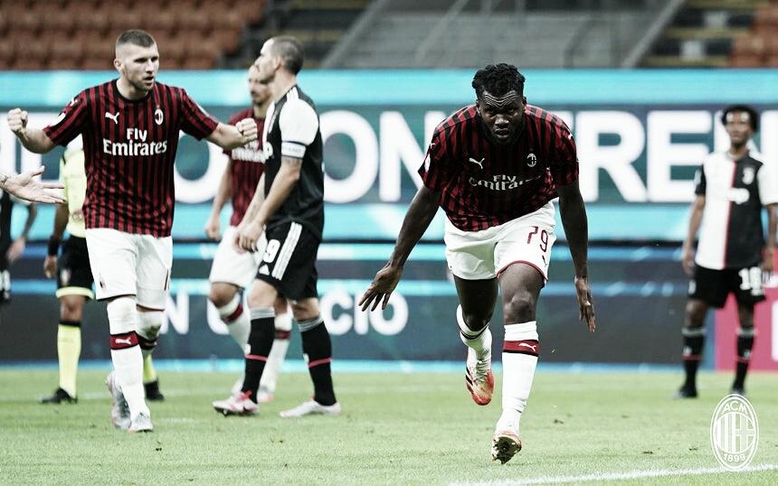 Fim do jejum! Milan busca virada histórica e bate Juventus em jogo de seis gols