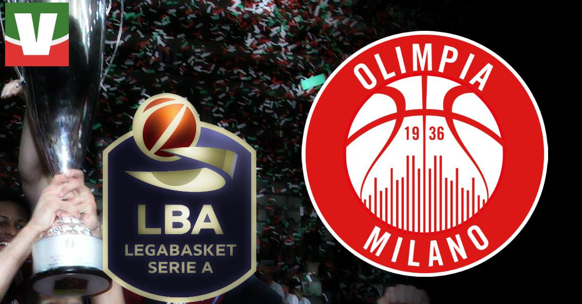 Guida Vavel Legabasket 2018-19 -A|X Armani Exchange Milano