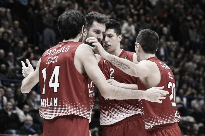 Eurolega - Milano interrompe la striscia negativa: battuto il Galatasaray al Forum (92-87)