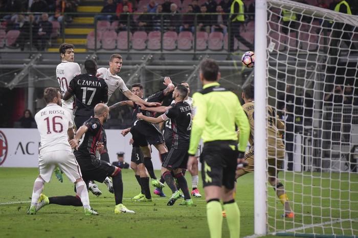 Serie A - La Roma schiaccia il Milan a San Siro: l'analisi di Vincenzo montella