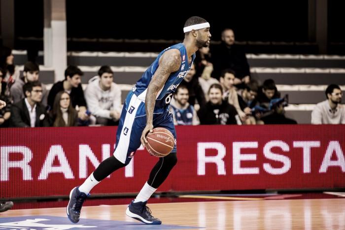 Landon Milbourne abandona el RETAbet Gipuzkoa Basket