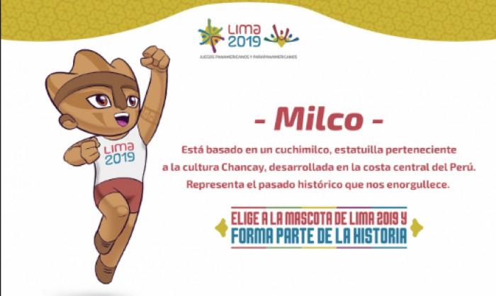 Tres finalistas definen hoy cuál será la mascota de los Panamericanos 2019