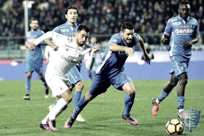 Serie A - Il Milan ospita l'Empoli per ipotecare l'Europa League