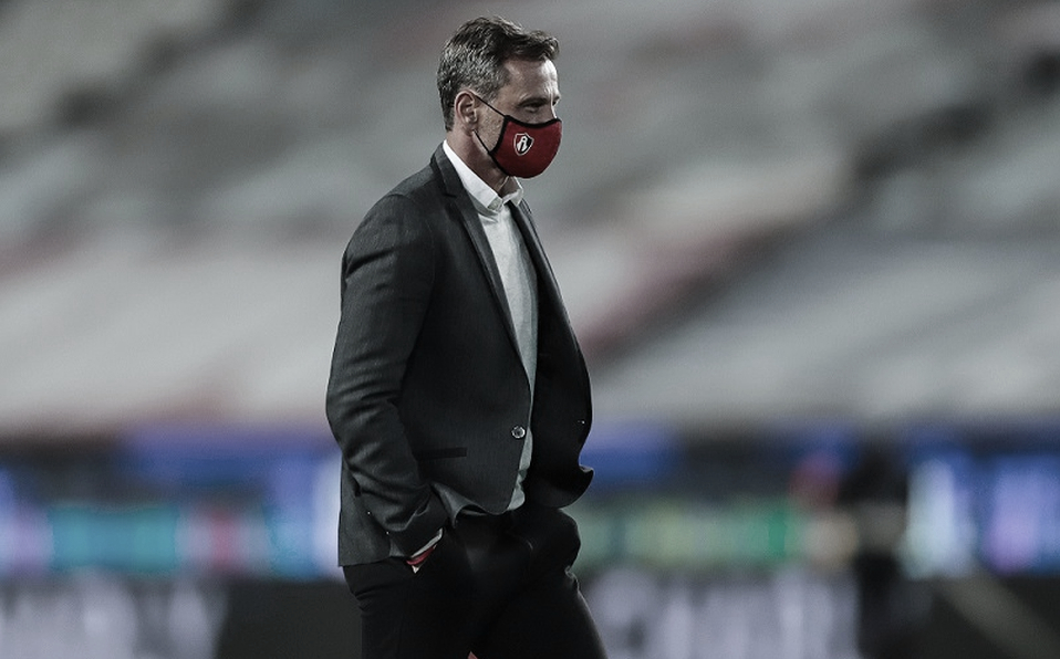 "Diego Cocca: ""No necesito que me presione nadie"""