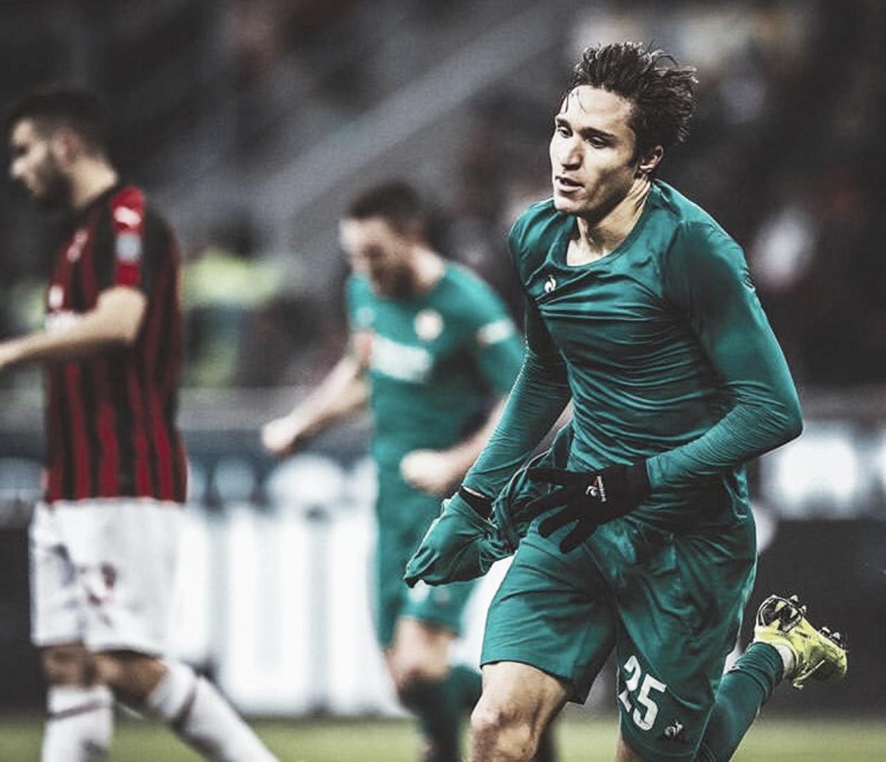 Fiorentina aumenta crise do Milan e vence primeira fora de casa na Serie A