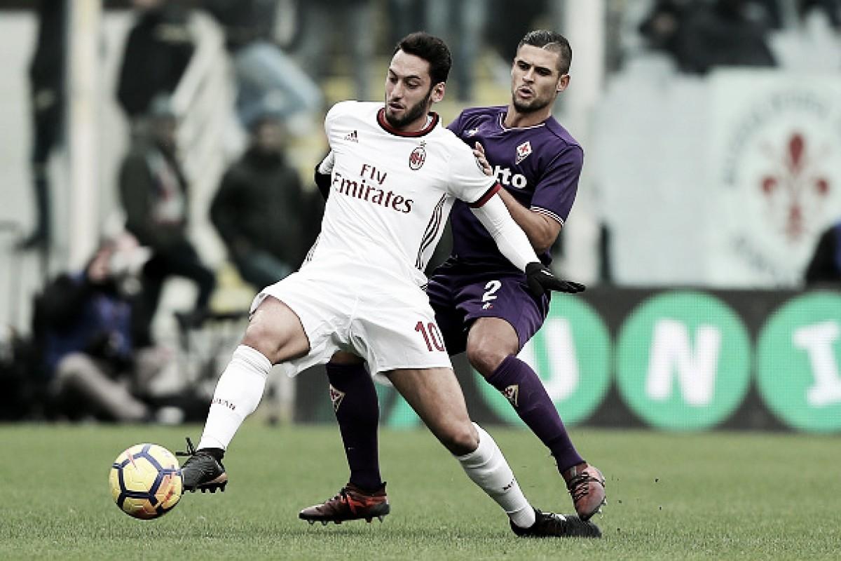 Buscando vaga direta na UEL, Milan recebe Fiorentina na última rodada da Serie A
