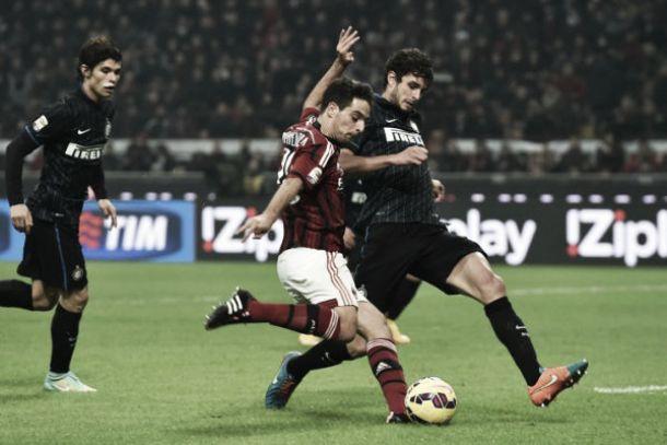Risultato Inter - Milan di Serie A 2015/16: decide Guarin, vince l'Inter 1-0