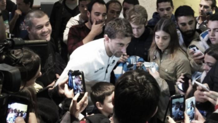 """Diego Milito: """"En algún momento me encantaría ser técnico de Racing''"""