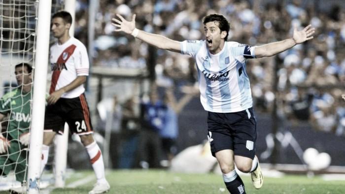 La paridad entre el príncipe y River Plate.