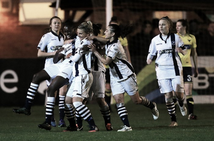 FA WSL 2016 - Mid-season review: Millwall Lionesses