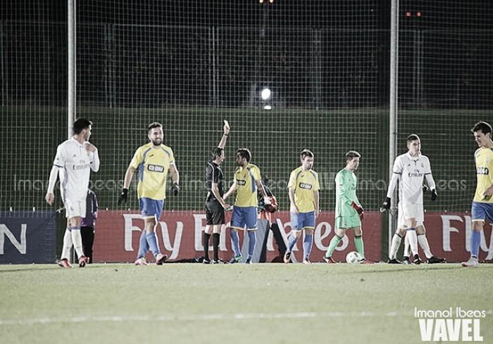 Luis Mario Milla arbitrará el Lorca - Sporting de Gijón