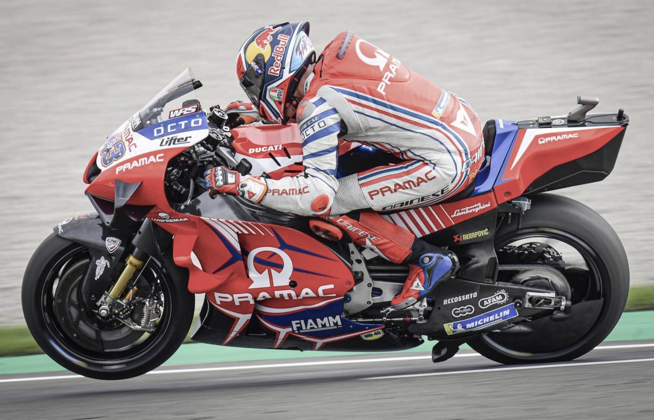 GP de Valencia FP2 MotoGP: Miller es el más rápido