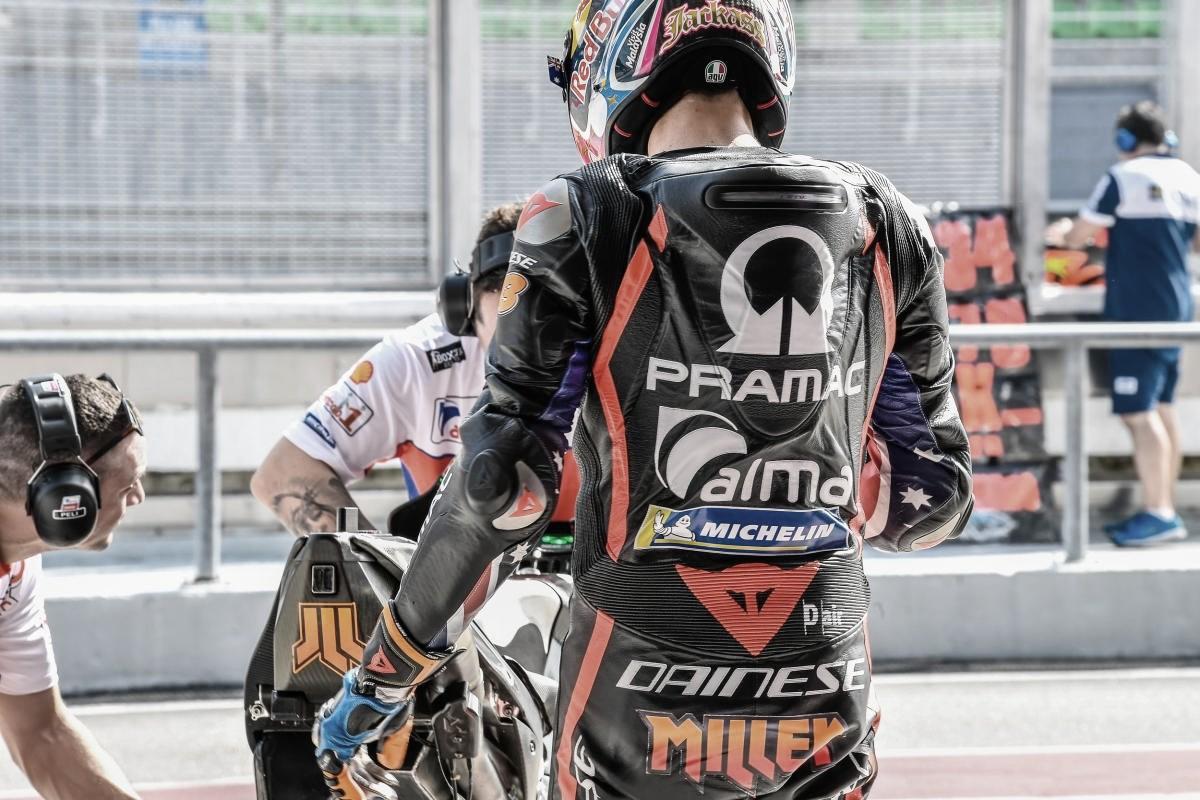 """Jack Miller: """"Ducati es mi sueño hecho realidad"""""""