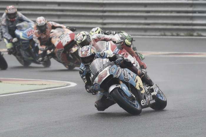 Big lesson learnt for Miller as he missed out on a second podium at Sachsenring