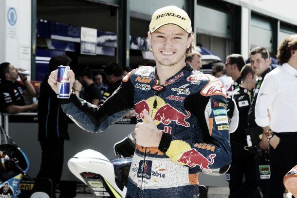 Jack Miller, a MotoGP en 2015