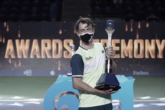 Nur-Sultan: com grande segundo set, Millman conquista primeiro título contra Mannarino