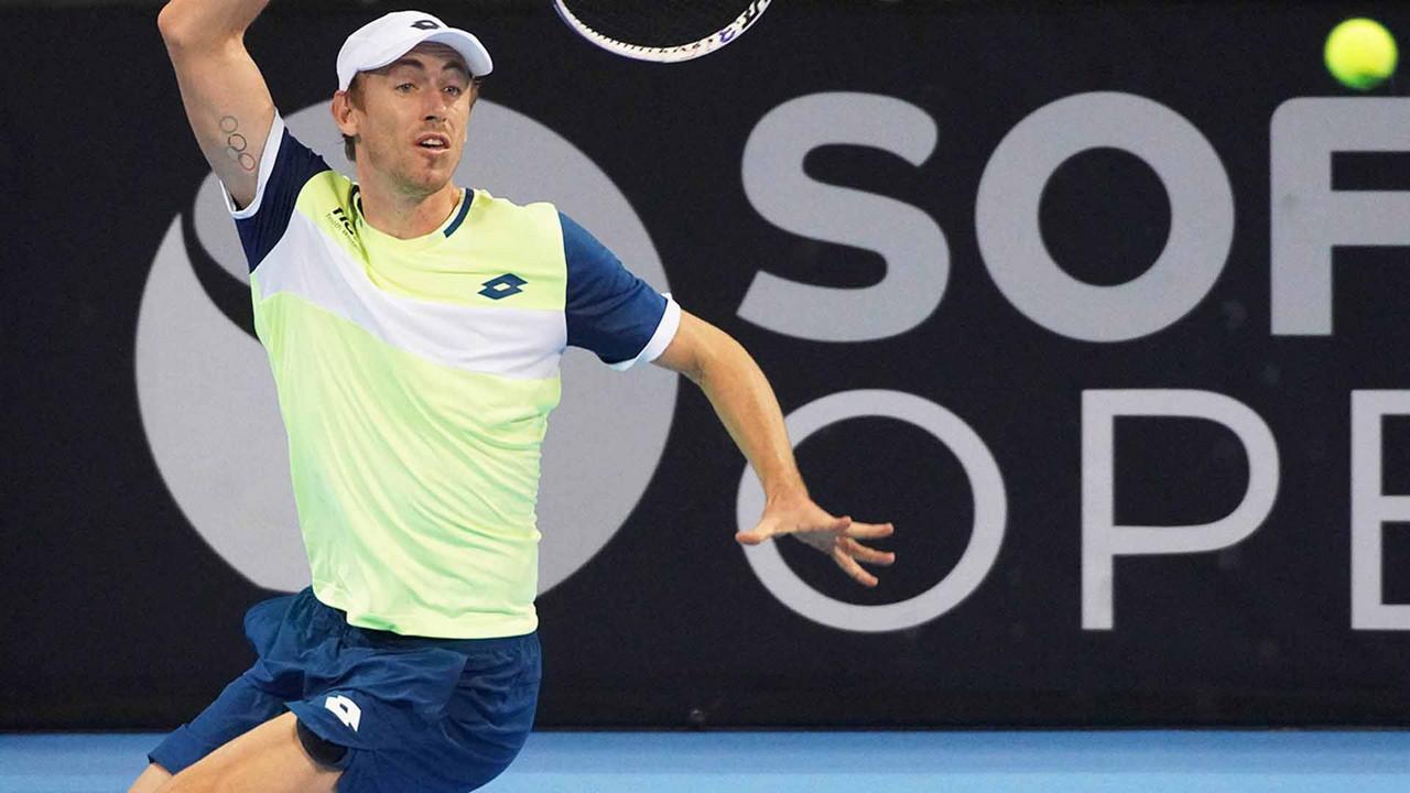 Sofia Open: John Millman breezes past Adrian Andreev