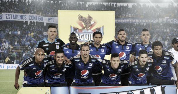 7 de octubre será la fecha del partido entre Millonarios y Tolima