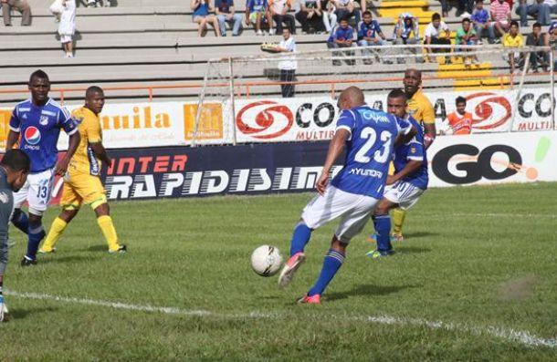 Atlético Huila - Millonarios: en la lucha por ingresar a los ocho