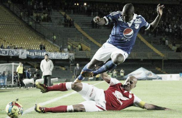 Santa Fe - Millonarios: con necesidades distintas chocan por Copa