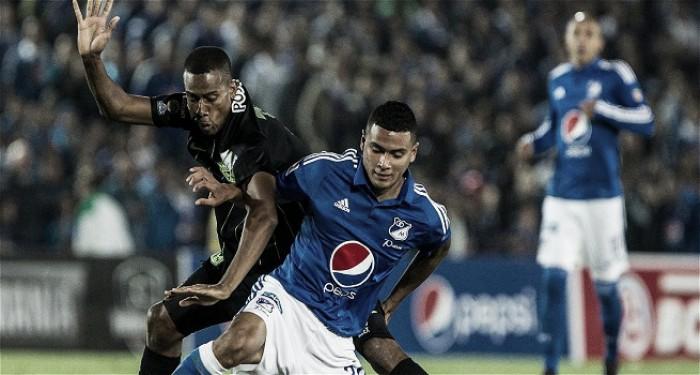 Millonarios 2 - 1 Atlético Nacional: puntuaciones de los dirigidos por Reinaldo Rueda