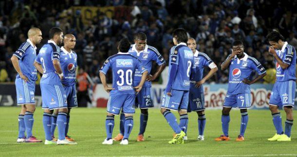 Cesar Vallejo dio el primer golpe contra Millonarios