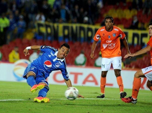 César Vallejo vs Millonarios: por la clasificación de visitante