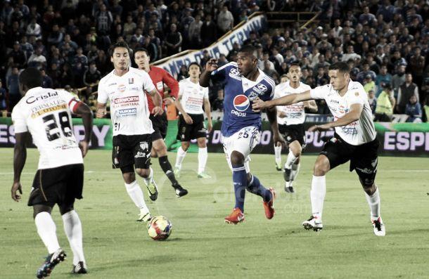 Resultado Millonarios - Once Caldas (3-1)