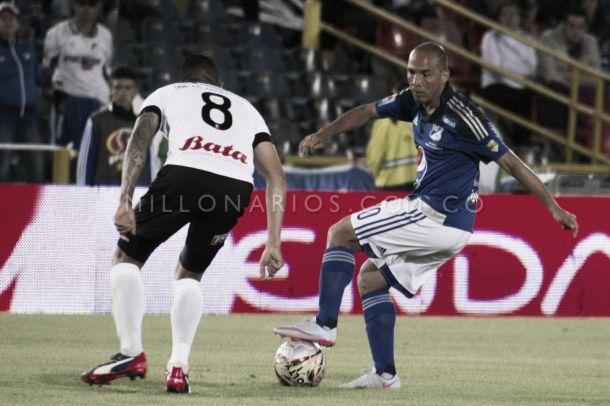 Millonarios - Once Caldas: puntuaciones Millonarios, fecha 3 Liga Águila